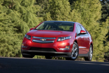 Chevrolet Volt Vehicle