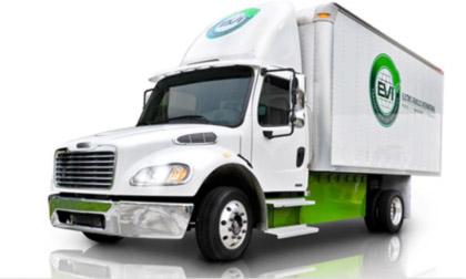Electric Vehicles International – Medium Duty Truck Vehicle