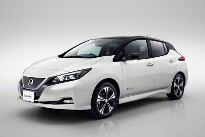 Nissan LEAF Vehicle