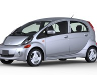 Mitsubishi iMiEV Vehicle