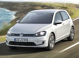 Volkswagen e-Golf Vehicle