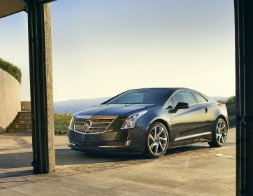 Cadillac ELR Vehicle