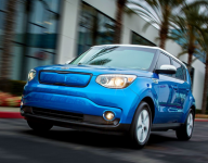 Kia Soul EV Vehicle