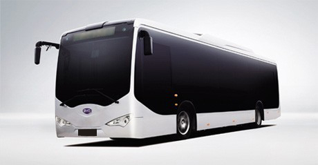 BYD Bus Vehicle