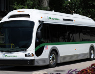 Proterra Bus Vehicle
