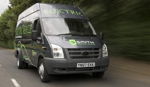 Smith Electric Vehicles – Edison Vehicle
