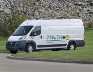 Zenith Electric Cargo Van Vehicle