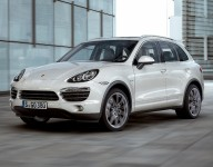 Porsche Cayenne S E-Hybrid Vehicle