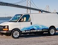 Via Motors Van Vehicle
