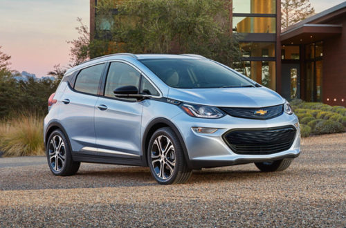 Chevrolet Bolt EV Vehicle