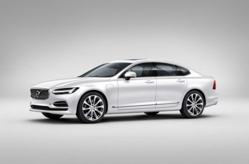 Volvo S90 T8 Vehicle