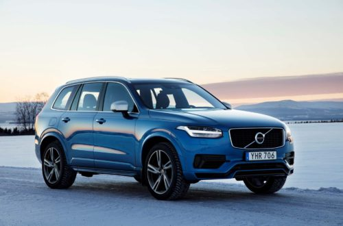 Volvo XC90 T8 Vehicle