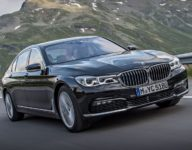 BMW 740e Vehicle