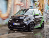 Smart Fourtwo Electric Vehicle