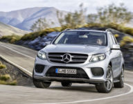 Mercedes GLE 550e Vehicle